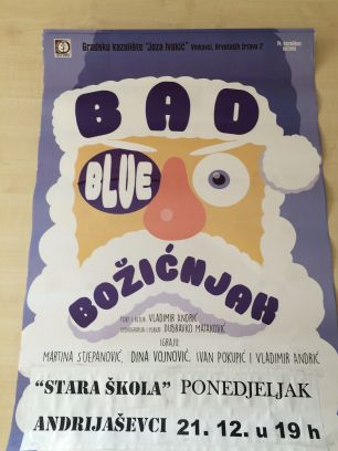 bad blue bozicnjak